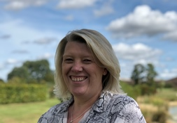 Picture of Debbie Benger – People and Team Development Director