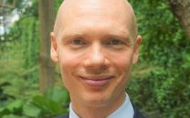 A Picture of Johan Aksel Bergendorff, Regional Director – Asia